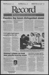 Washington University Record, November 2, 2006