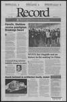 Washington University Record, November 9, 2006