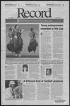 Washington University Record, November 16, 2006