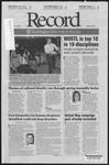 Washington University Record, January 25, 2007