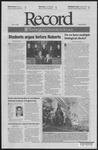 Washington University Record, February 15, 2007
