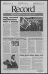 Washington University Record, April 26, 2007