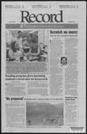 Washington University Record, August 23, 2007