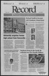 Washington University Record, September 13, 2007