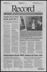 Washington University Record, October 18, 2007