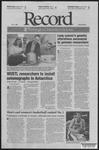 Washington University Record, November 15, 2007