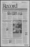 Washington University Record, May 1, 2008