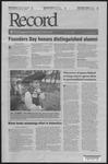 Washington University Record, November 6, 2008