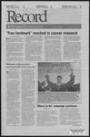 Washington University Record, November 13, 2008