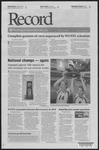 Washington University Record, December 3, 2009